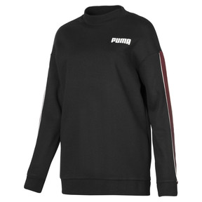 Thumbnail 1 of Fleece Women's Sweater, Puma Black, medium