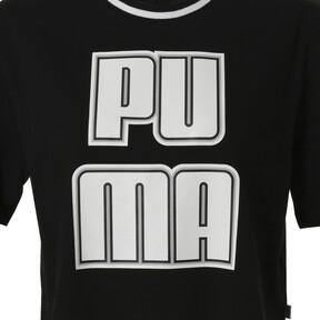 Thumbnail 6 of REBEL RELOAD ウィメンズ クロップ Tシャツ, Puma Black, medium-JPN