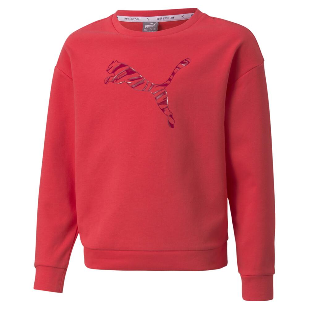 Image PUMA Modern Sports Crew Neck Youth Sweatshirt #1