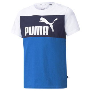 Image PUMA Essentials+ Colour Blocked Youth Tee