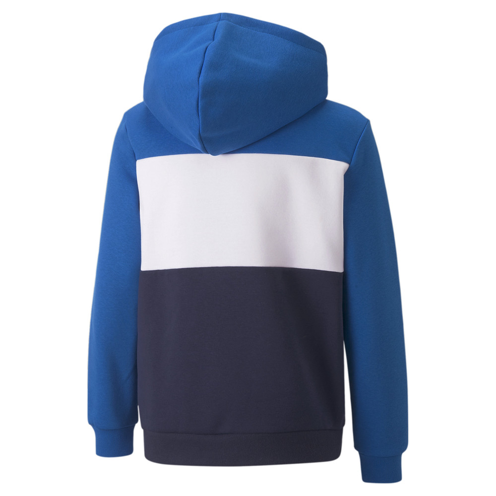 Image PUMA Essentials+ Colour Blocked Youth Hoodie #2
