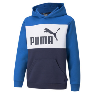 Image PUMA Essentials+ Colour Blocked Youth Hoodie