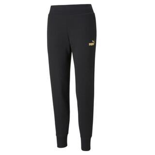 Image PUMA Essentials+ Metallic Fleece Women's Pants