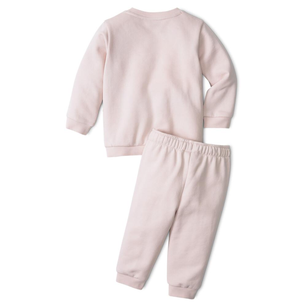Image PUMA Essentials Minicats Crew Neck Babies' Jogger Suit #2