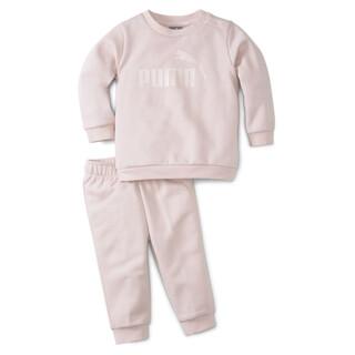 Image PUMA Essentials Minicats Crew Neck Babies' Jogger Suit