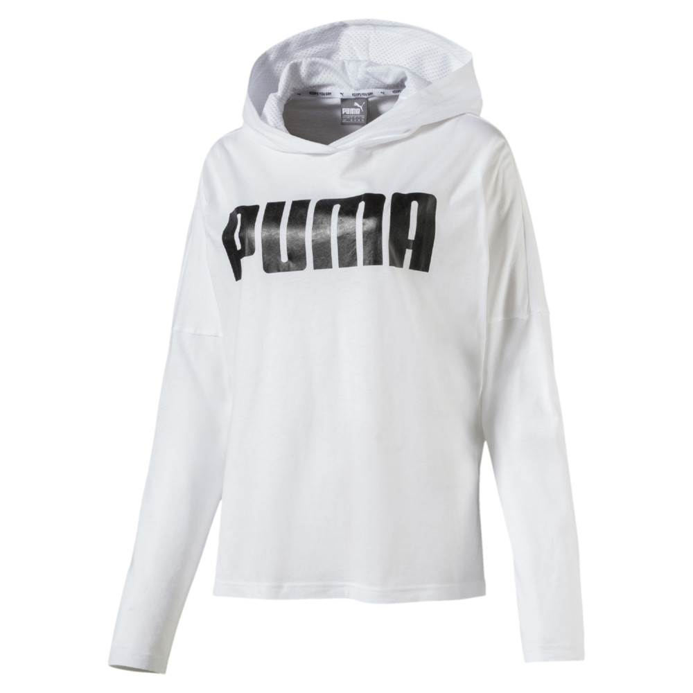 Image PUMA Women's Urban Sports Light Cover-up #1