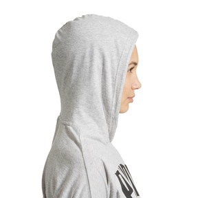 Thumbnail 6 of Urban Sports Women's Light Cover-up, Light Gray Heather, medium