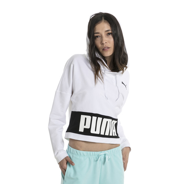 f404e7559154b Damska bluza z kapturem Training Urban Sports | Nowości PUMA | PUMA ...
