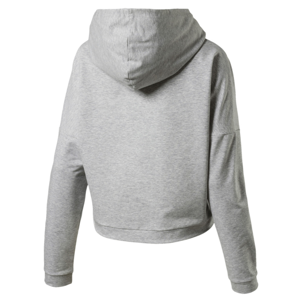 Image PUMA Women's Training Urban Sports Hoodie #2