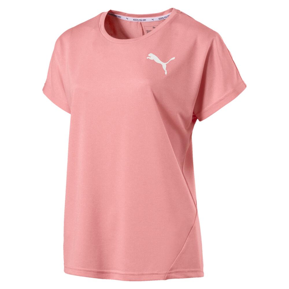 Görüntü Puma ACTIVE Mesh Heather Kadın T-Shirt #1