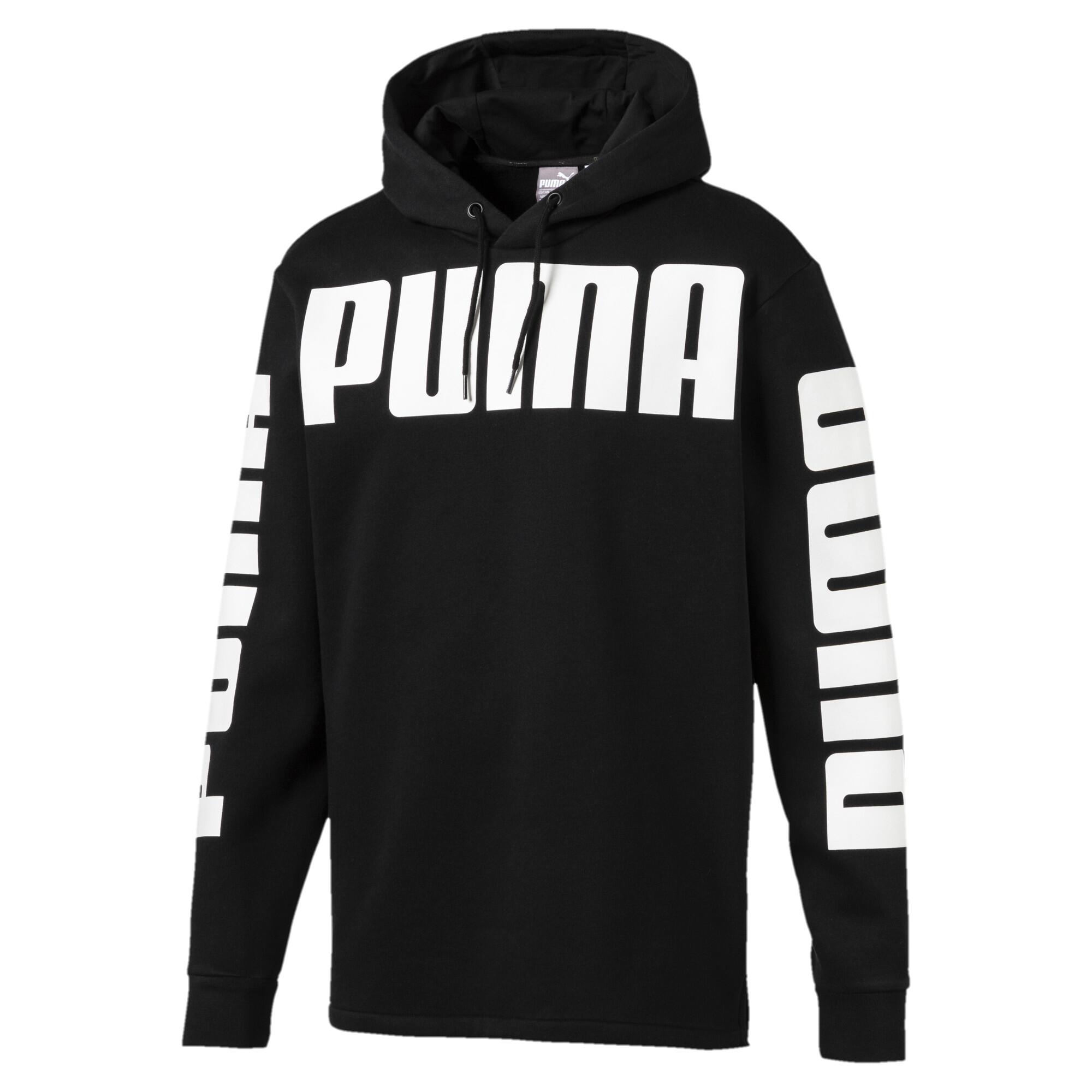 Image Puma Rebel Men's Hoodie #1