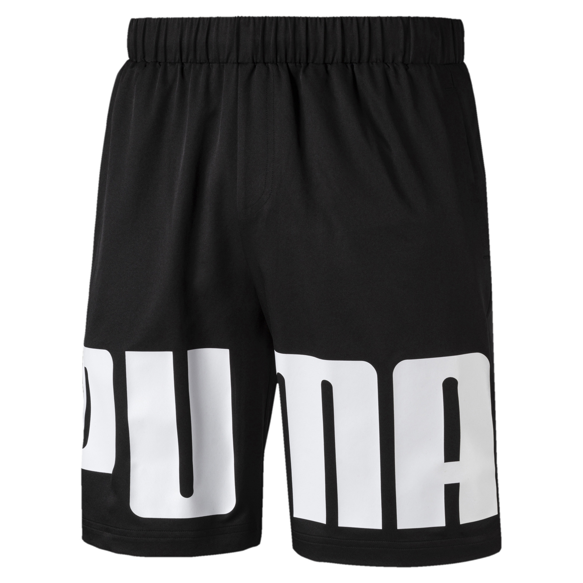 Image Puma Men's Rebel Woven Shorts #1