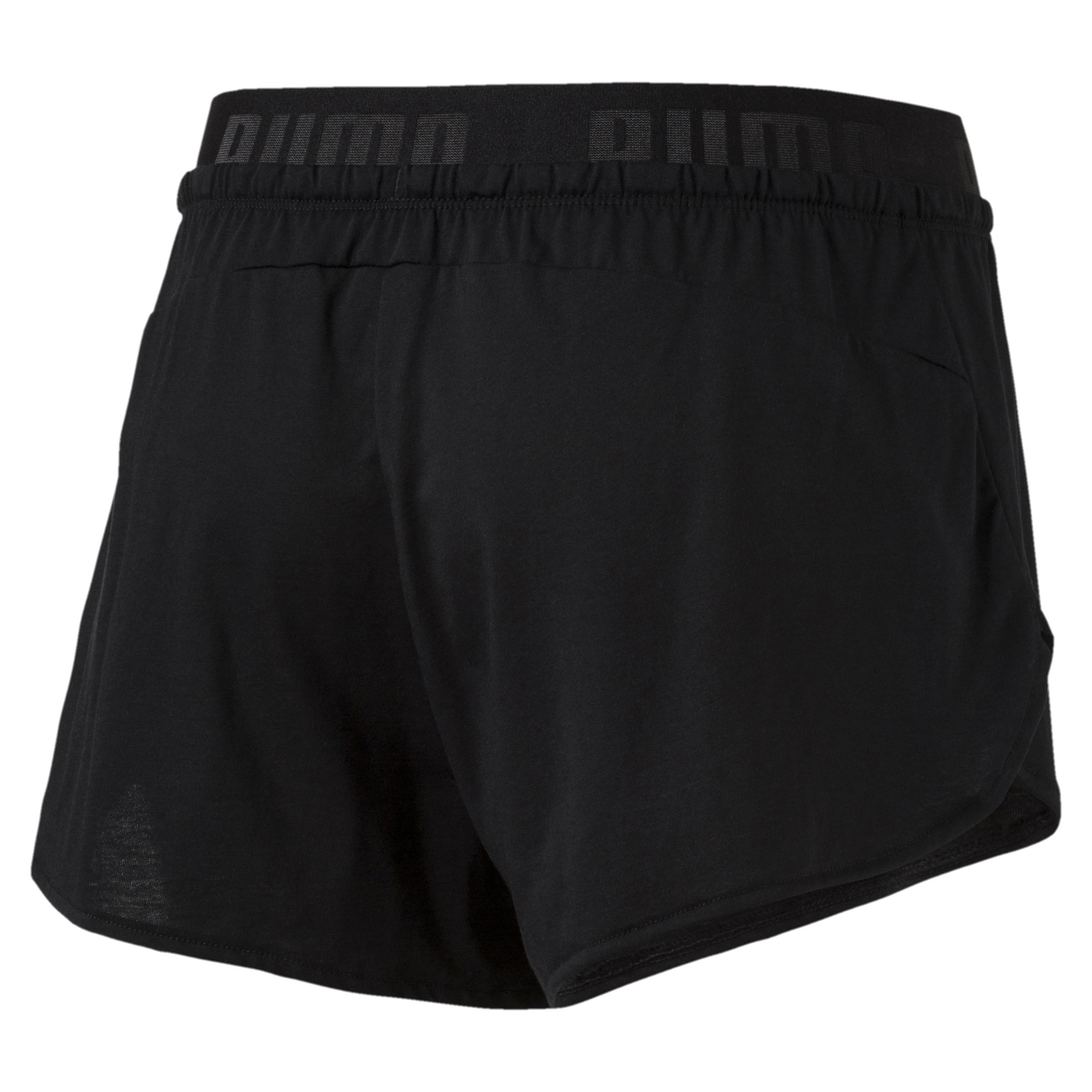 Image Puma Women's ACTIVE Essential Drapey Shorts #2