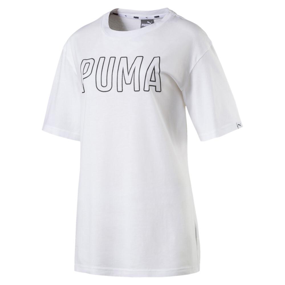Image Puma Fusion Women's Elongated Tee #1