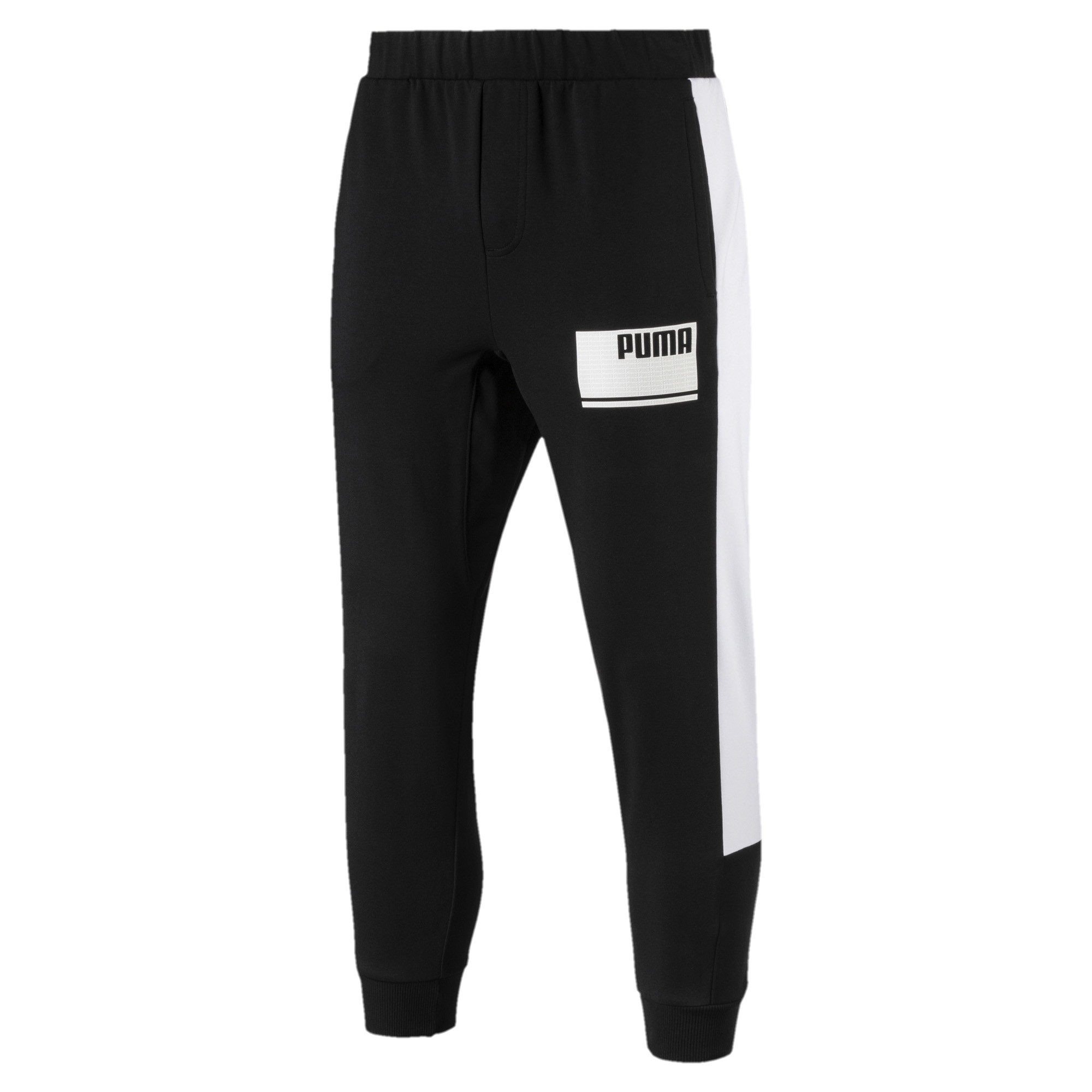 Image Puma Men's Summer Rebel Lite 7/8 Pants #1