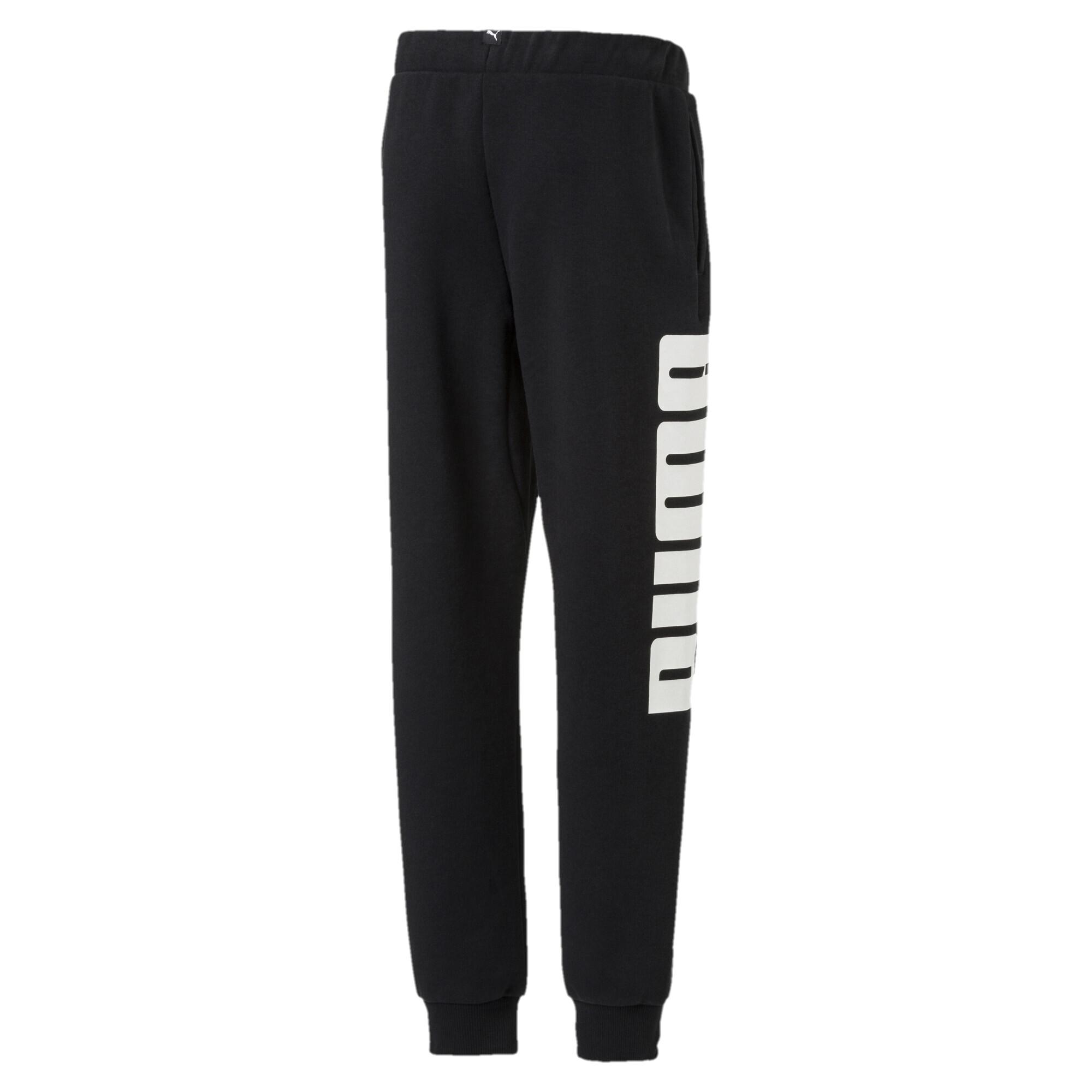 Image Puma Boys' Rebel Sweat Pants #2