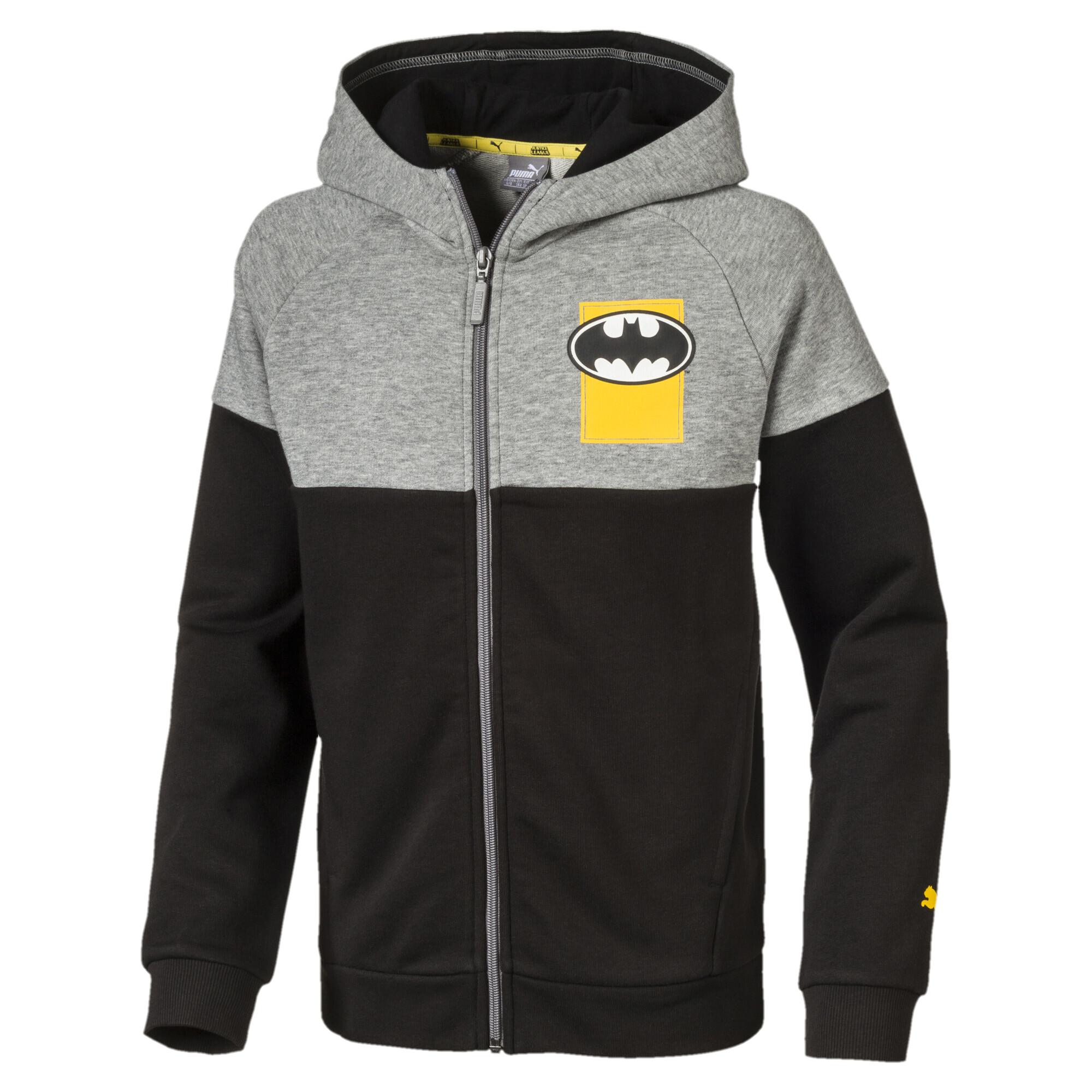 Image Puma Boys' Justice League Jacket #1