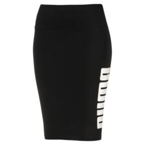 Thumbnail 1 of SUMMER Pencil Skirt, Puma Black, medium