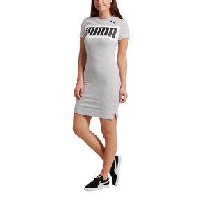 Thumbnail 2 of URBAN SPORTS Dress, Light Gray Heather, medium