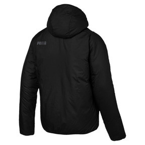 Thumbnail 4 of Men's warmCELL Padded Jacket, Puma Black, medium