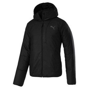 Thumbnail 1 of Men's warmCELL Padded Jacket, Puma Black, medium