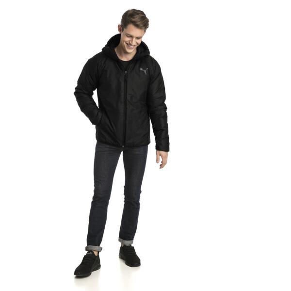 Men's warmCELL Padded Jacket, Puma Black, large