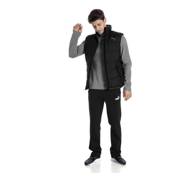 Men's Essential Padded Gilet, Puma Black, large