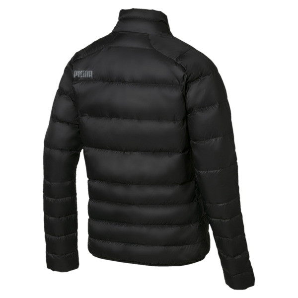 Men's PWRWARM X packLITE 600 Down Jacket, Puma Black, large