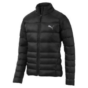 Thumbnail 1 of Men's PWRWARM X packLITE 600 Down Jacket, Puma Black, medium