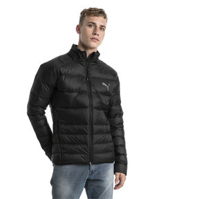Thumbnail 2 of Men's PWRWARM X packLITE 600 Down Jacket, Puma Black, medium