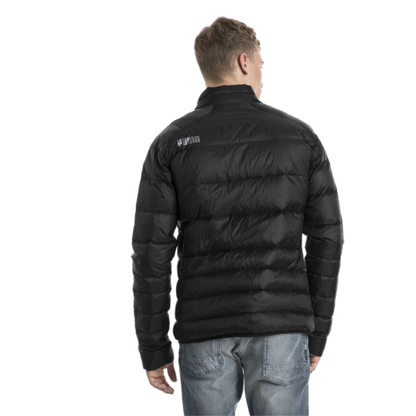 Herren PWRWARM X packLITE 600 Daunenjacke, Puma Black, large