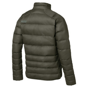 Thumbnail 4 of Men's PWRWARM X packLITE 600 Down Jacket, Forest Night, medium