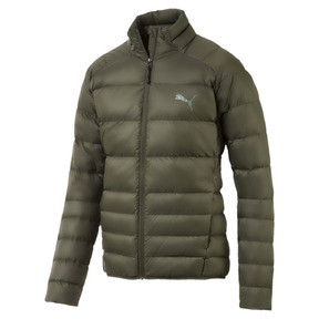 Thumbnail 1 of Herren PWRWARM X packLITE 600 Daunenjacke, Forest Night, medium