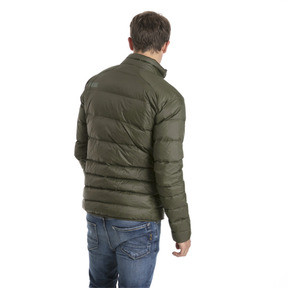 Thumbnail 3 of Herren PWRWARM X packLITE 600 Daunenjacke, Forest Night, medium