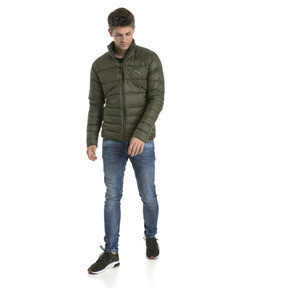 Thumbnail 5 of Herren PWRWARM X packLITE 600 Daunenjacke, Forest Night, medium