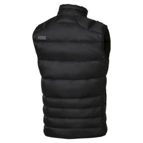 Thumbnail 4 of Men's PWRWARM X packLITE 600 Down Gilet, Puma Black, medium