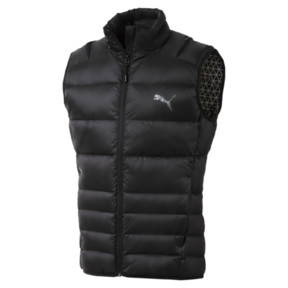 Thumbnail 1 of Men's PWRWARM X packLITE 600 Down Gilet, Puma Black, medium