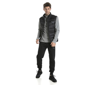 Thumbnail 5 of Men's PWRWARM X packLITE 600 Down Gilet, Puma Black, medium