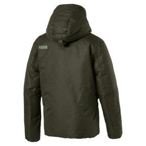 Thumbnail 3 of StreetStyle 480 Hooded Down Jacket, Forest Night, medium