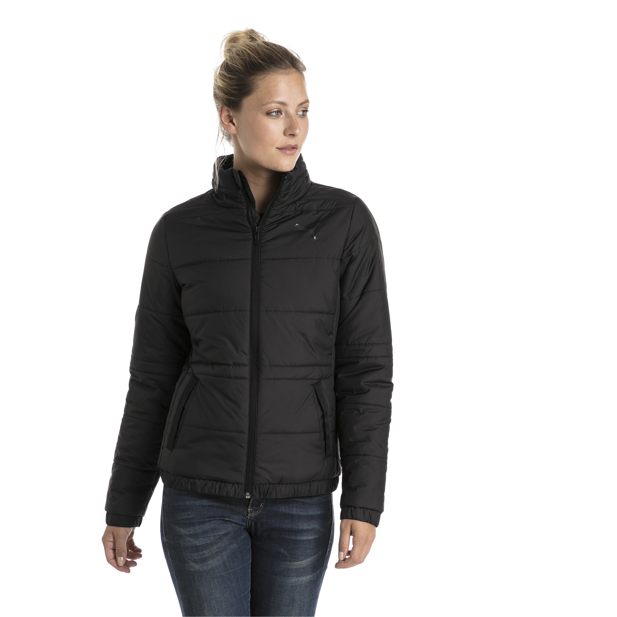 af91ba07e64 Essential Women's Padded Jacket | 10 - Black | Puma