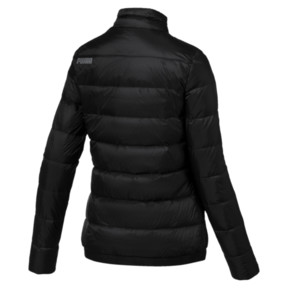 Thumbnail 4 of Women's PWRWARM X packLITE 600 Down Jacket, Puma Black, medium