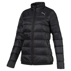 Thumbnail 1 of Women's PWRWARM X packLITE 600 Down Jacket, Puma Black, medium