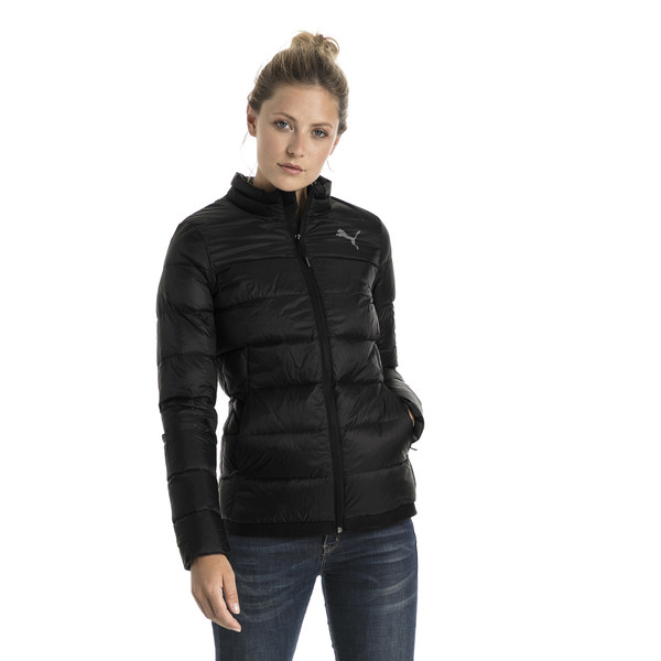 Women's PWRWARM X packLITE 600 Down Jacket, Puma Black, large