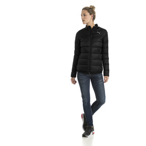 Thumbnail 5 of Women's PWRWARM X packLITE 600 Down Jacket, Puma Black, medium