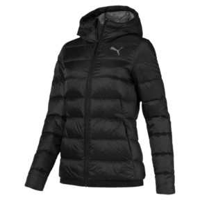 Thumbnail 1 of Doudoune PWRWARM X packLITE 600 avec capuche pour femme, Puma Black, medium