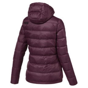 Thumbnail 4 of Women's PWRWARM X packLITE 600 Hooded Down Jacket, Fig, medium