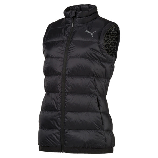 Women's PWRWARM X packLITE 600 Down Gilet, Puma Black, large