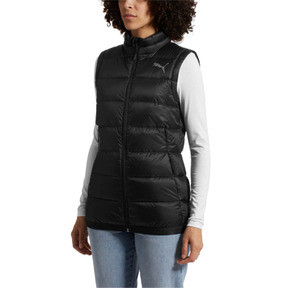 Thumbnail 2 of Women's PWRWARM X packLITE 600 Down Gilet, Puma Black, medium