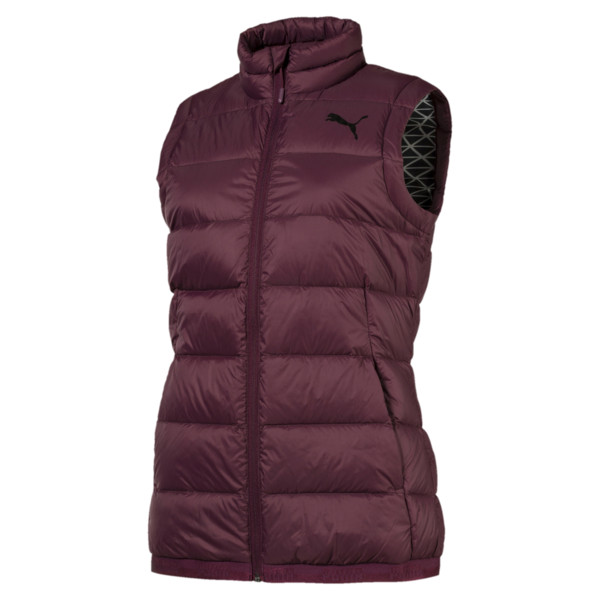 Women's PWRWARM X packLITE 600 Down Gilet, Fig, large
