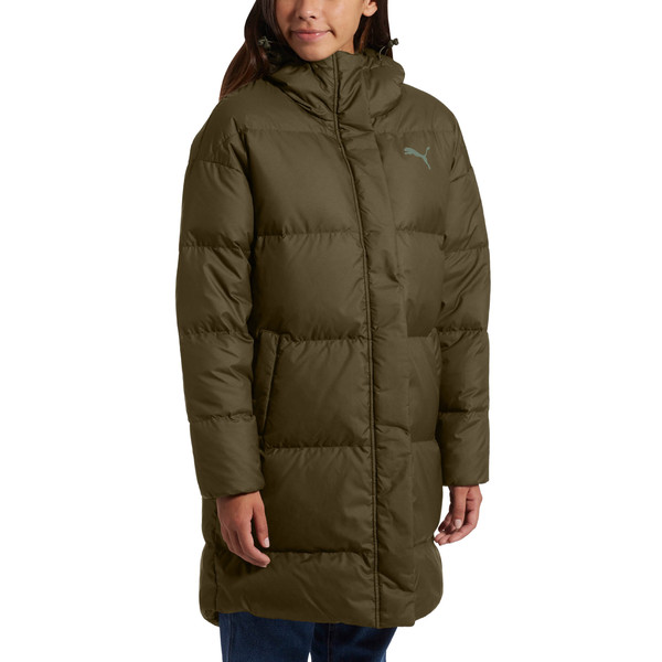 450 DOWN HD Jacket, Forest Night, large